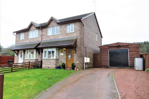 3 bedroom semi-detached house for sale - Steam Mills, Cinderford, GL14