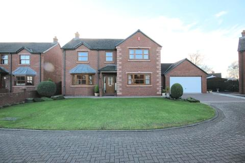 4 bedroom detached house for sale - 2 The Willows, Durdar, Carlisle, Cumbria