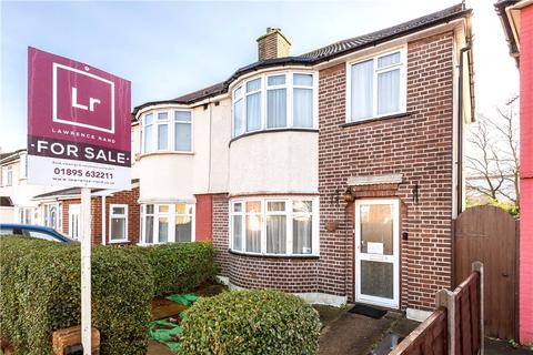 2 bedroom end of terrace house for sale - Lea Crescent, Ruislip, Middlesex, HA4