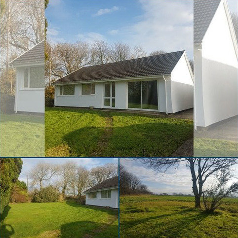 3 bedroom detached bungalow to rent - Velindre Crymych,