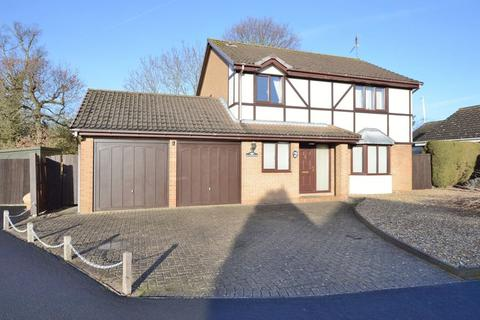 3 bedroom detached house for sale - Mapledurham, 15 Gorse Close, Woodhall Spa