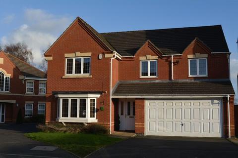 5 bedroom detached house for sale - Wheatland Grove, Aldridge