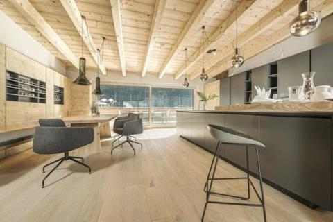 3 bedroom penthouse - Residence Post, Mayrhofen, Austria