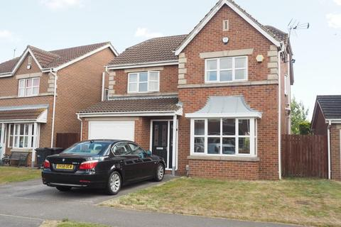 4 bedroom detached house for sale - Corinthian Way, Victoria Dock, Hull, HU9 1UF