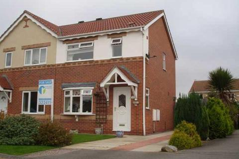 3 bedroom semi-detached house for sale - Bridgegate Drive, Victoria Dock, Hull, HU9 1SY