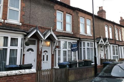 3 bedroom terraced house to rent - Parkstone Road, Coventry