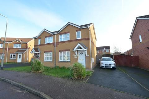 3 bedroom semi-detached house for sale - Hollins Wood Grove, Cudworth