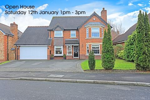 4 bedroom detached house for sale - Walton Croft, Solihull