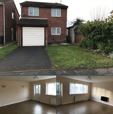 3 bedroom detached house to rent - Bushbury Road, Wolverhampton WV10