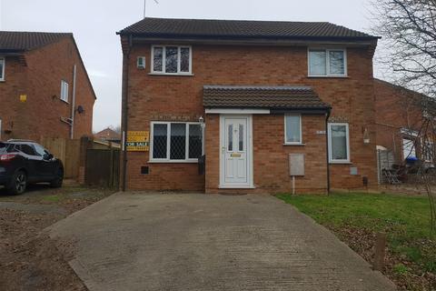 2 bedroom semi-detached house for sale - Verwood Close, Watermeadow, Northampton