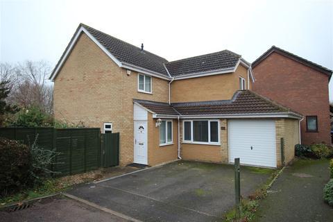 4 bedroom detached house for sale - Lakeside Drive, Ecton Brook, Northampton