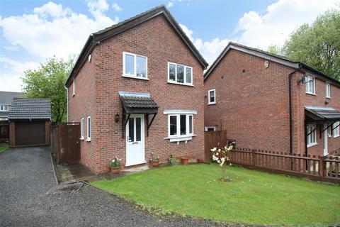 3 bedroom detached house for sale - Sheerwater Drive, Ecton Brook, Northampton