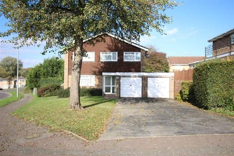 4 bedroom detached house for sale - East Butterfield Court, Goldenash, Northampton