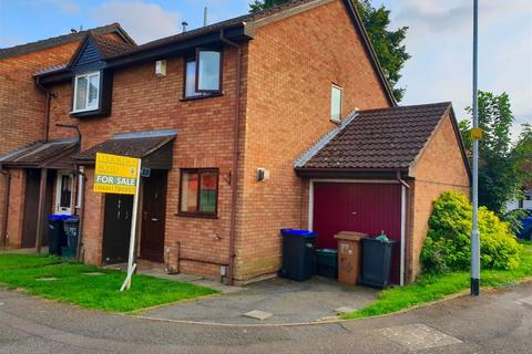 2 bedroom terraced house for sale - Prestwold Way, The Glades, Northampton