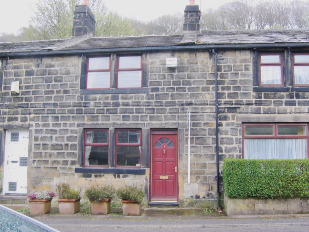 2 Bedrooms Terraced House for rent in Springfield Terrace Hebden Bridge