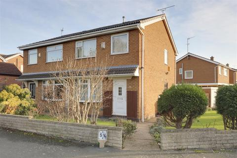3 bedroom semi-detached house for sale - Killisick Road, Arnold, Nottinghamshire, NG5 8RD