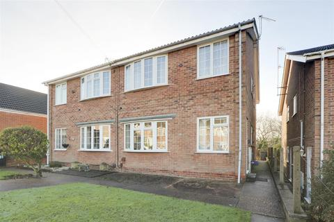 2 bedroom maisonette for sale - Carmel Gardens, Arnold, Nottinghamshire, NG5  6LW