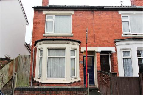3 bedroom end of terrace house to rent - St. Georges Road, Coventry
