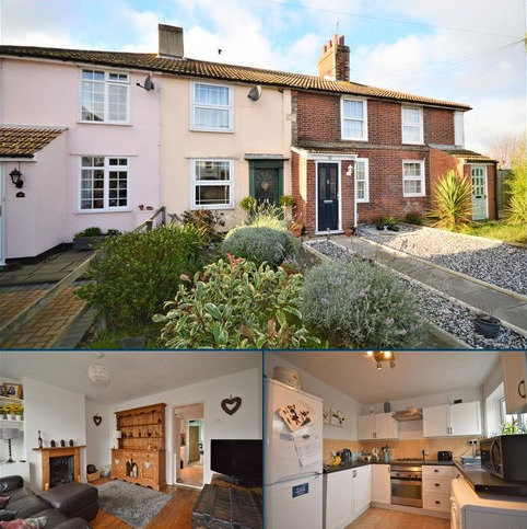 2 bedroom terraced house for sale - Harwich Road, Mistley, Manningtree