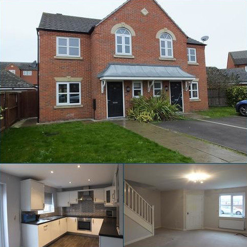 3 bedroom semi-detached house to rent - Blakeholme Court, Burton-On-Trent