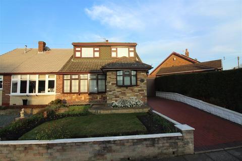 2 bedroom semi-detached bungalow for sale - Thirlmere Grove, Longton