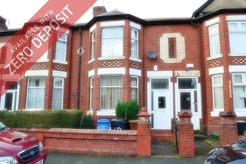 4 bedroom house to rent - Langdale Road, Victoria Park, Manchester