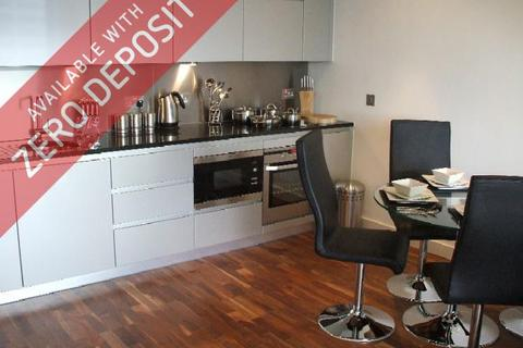 2 bedroom apartment to rent - The Quays, Salford
