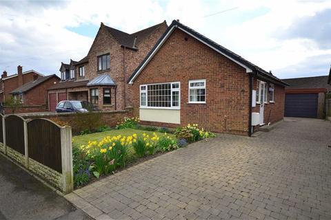 2 bedroom detached bungalow for sale - Villa Close, Hemingbrough, Selby, YO8