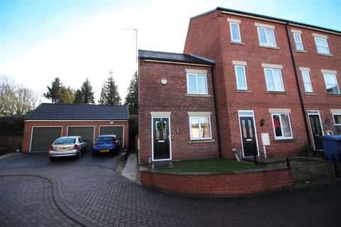 2 bedroom townhouse for sale - Eldon Green, Tuxford