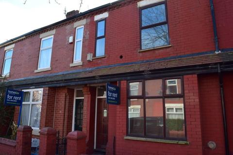3 bedroom house to rent - Braemar Road, Fallowfield, Manchester