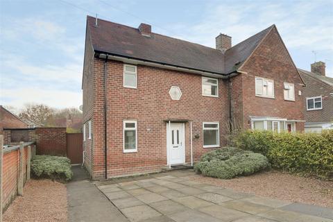 3 bedroom semi-detached house for sale - Lawrence Avenue, Eastwood, Nottinghamshire, NG16 3LD
