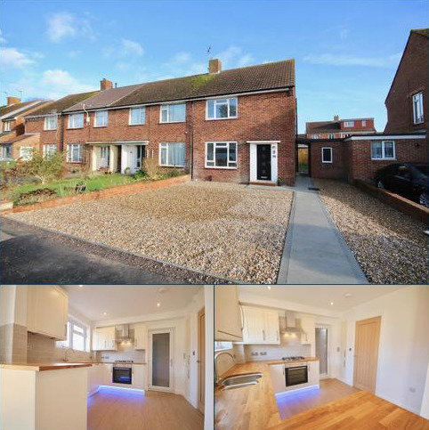 3 bedroom end of terrace house for sale - Blackthorn Road, Hayling Island
