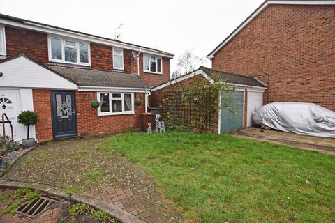 4 bedroom end of terrace house for sale - Meadowdown Close, Hempstead, Gillingham, ME7