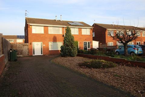 3 bedroom semi-detached house to rent - Braddon Road, Loughborough