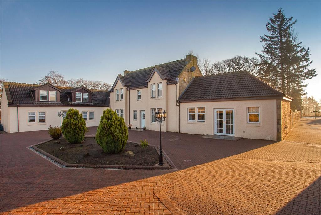 5 Bedrooms Detached House for sale in Longridge, Bathgate, West Lothian