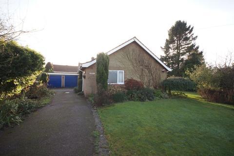 3 bedroom detached bungalow for sale - School Lane, Harmston, Lincoln