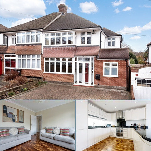 5 bedroom semi-detached house for sale - Cloonmore Avenue Orpington BR6
