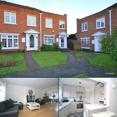 3 bedroom end of terrace house for sale - Shepperton