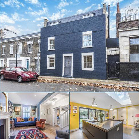 4 bedroom terraced house for sale - Comber Grove, Camberwell