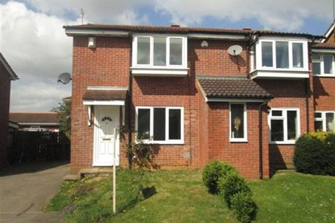 2 bedroom semi-detached house to rent - Fleetwind Drive, East Hunsbury, Northampton