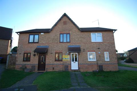 2 bedroom terraced house for sale - Kedleston Close, East Hunsbury, Northampton