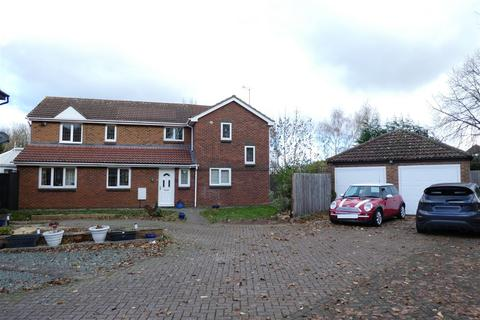 4 bedroom detached house for sale - Yeoman Meadow, East Hunsbury, Northampton