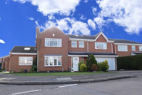 5 bedroom detached house for sale - Wakehurst Drive, East Hunsbury, Northampton