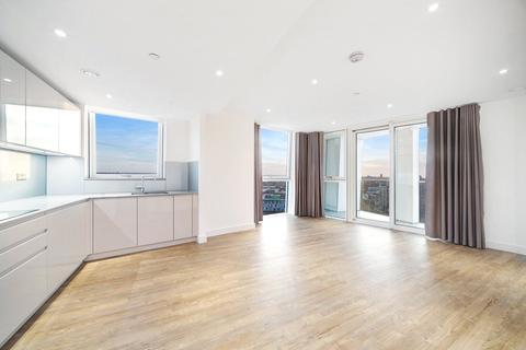 2 bedroom flat to rent - Haydn Tower, 50 Wandsworth Road, London, SW8