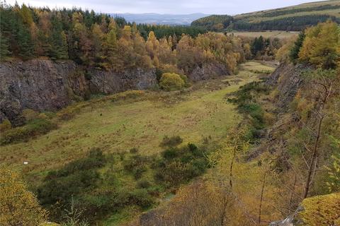 Land for sale - Burnside Quarry, Newtyle, Angus