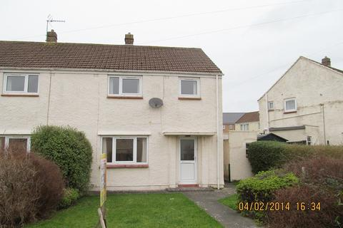 3 bedroom semi-detached house to rent - 12 Delapoer Drive, Haverfordwest SA61 1HJ