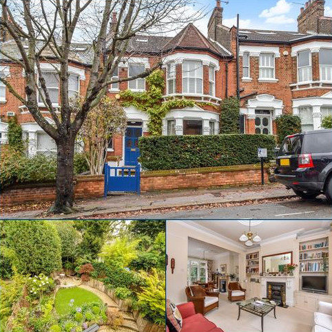 4 bedroom terraced house for sale - Denton Road, Crouch End