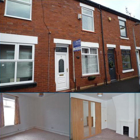 2 bedroom terraced house to rent - Houghton Street, Pendlebury, Manchester, M27