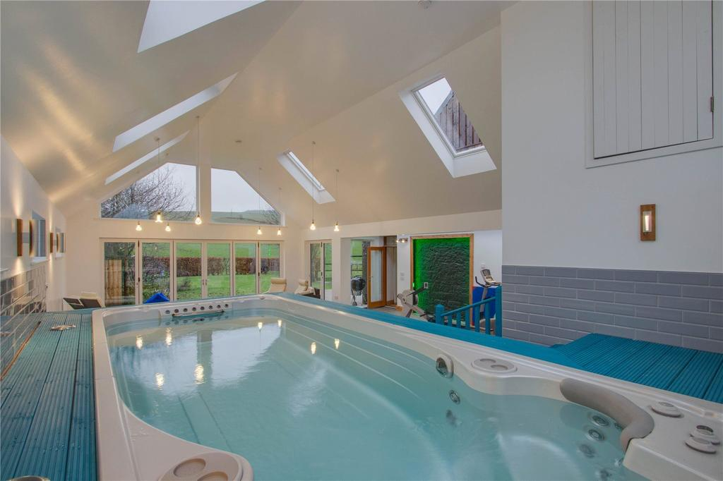 Exercise/Spa Pool