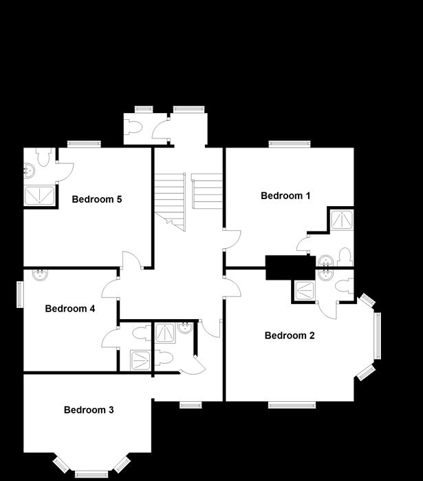 Floorplan 3 of 3: Split Level First Floor